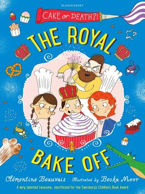 cover image of The Royal Bake Off