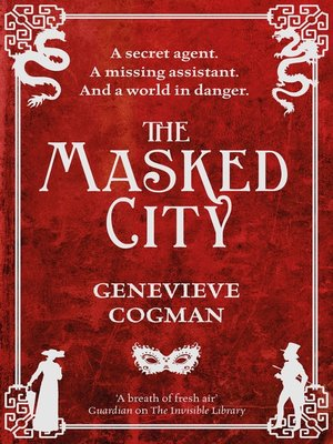 cover image of The Masked City