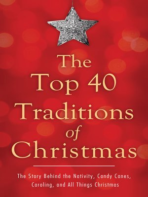 cover image of Top 40 Traditions of Christmas