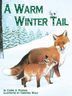 cover image of A Warm Winter Tail