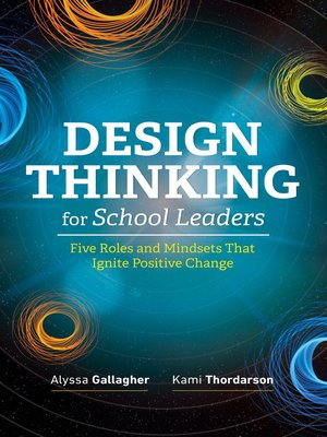 cover image of Design Thinking for School Leaders