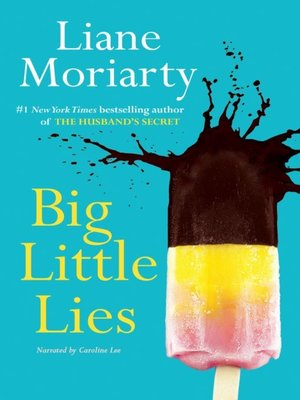 cover image of Big Little Lies