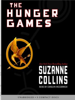 cover image of The Hunger Games