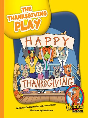 cover image of The Thanksgiving Play