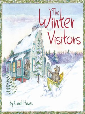 cover image of The Winter Visitors