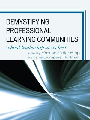 cover image of Demystifying Professional Learning Communities