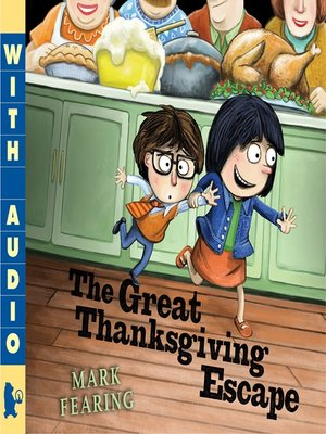 cover image of The Great Thanksgiving Escape