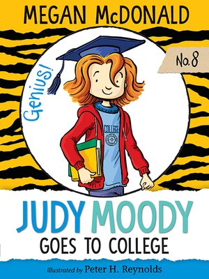 cover image of Judy Moody Goes to College