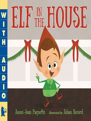 cover image of Elf in the House