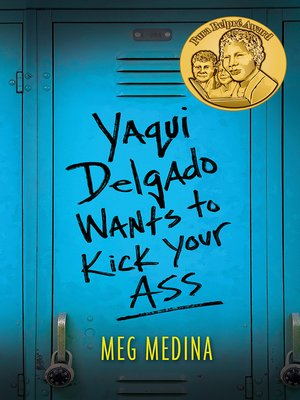 cover image of Yaqui Delgado Wants to Kick Your Ass