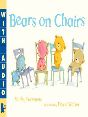 cover image of Bears on Chairs