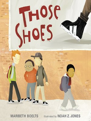 cover image of Those Shoes