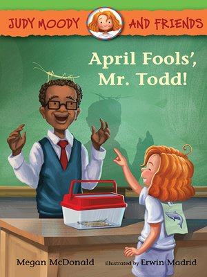 cover image of April Fools', Mr. Todd!