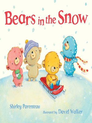 cover image of Bears in the Snow
