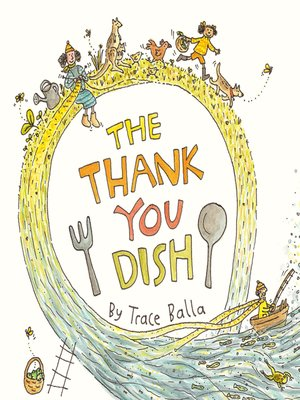 cover image of The Thank You Dish