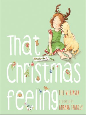 cover image of That Christmas Feeling
