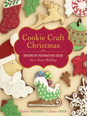 cover image of Cookie Craft Christmas