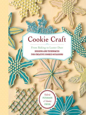 cover image of Cookie Craft