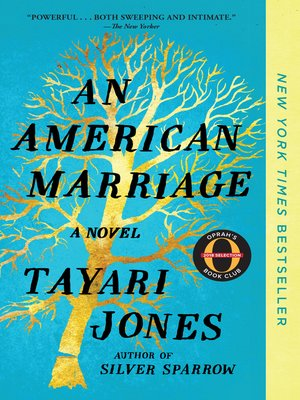 cover image of An American Marriage