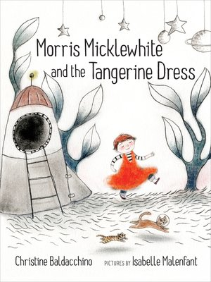 cover image of Morris Micklewhite and the Tangerine Dress