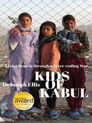 cover image of Kids of Kabul