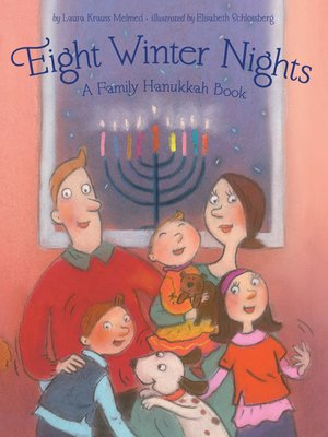 cover image of Eight Winter Nights