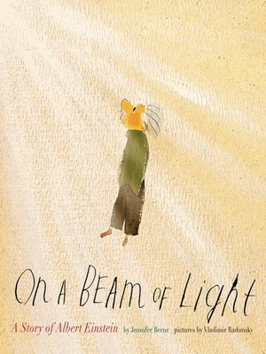 cover image of On a Beam of Light