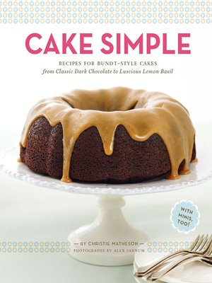 cover image of Cake Simple