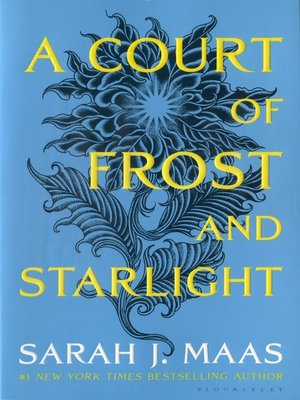 cover image of A Court of Frost and Starlight
