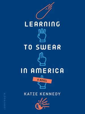 cover image of Learning to Swear in America