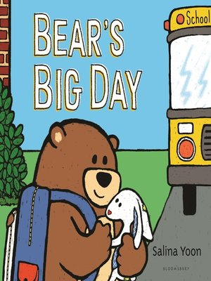 cover image of Bear's Big Day