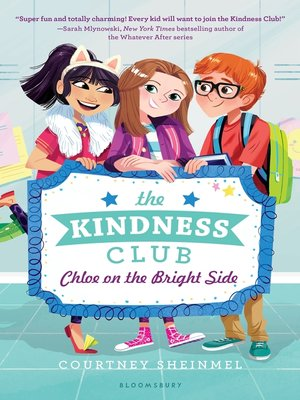 cover image of The Kindness Club