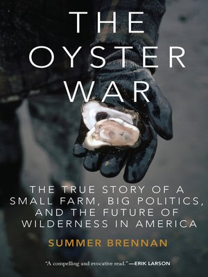cover image of The Oyster War