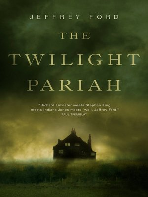 cover image of The Twilight Pariah