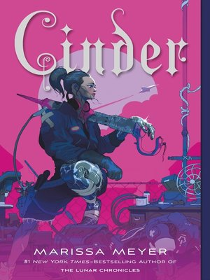 cover image of Cinder