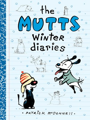 cover image of The Mutts Winter Diaries
