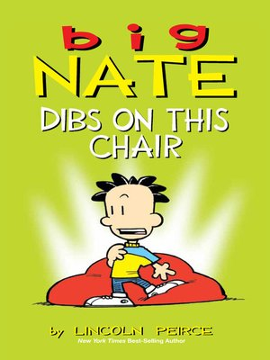 cover image of Dibs on This Chair