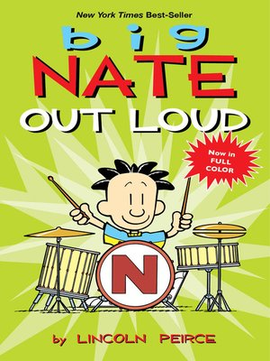 cover image of Big Nate Out Loud