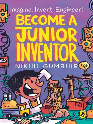 cover image of Become a Junior Inventor