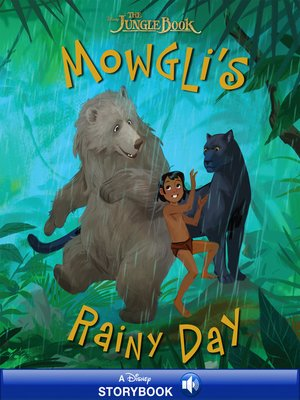 cover image of Mowgli''s Rainy Day