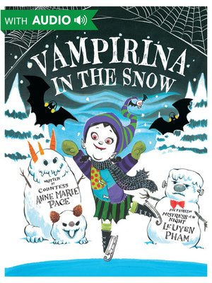 cover image of Vampirina in the Snow