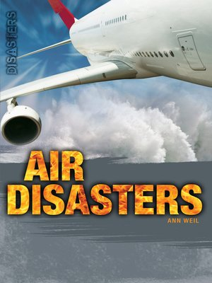 cover image of Air Disasters