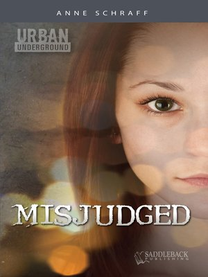 cover image of Misjudged
