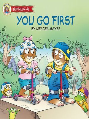 cover image of You Go First (Fixed Layout)