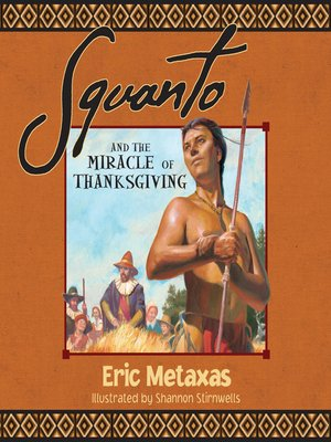 cover image of Squanto and the Miracle of Thanksgiving