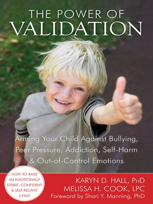 cover image of The Power of Validation