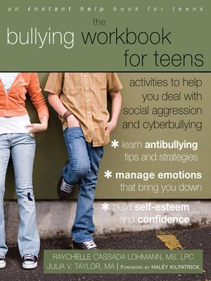 cover image of The Bullying Workbook for Teens