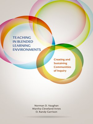 cover image of Teaching in Blended Learning Environments