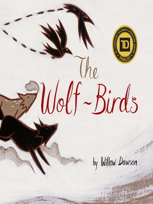 cover image of The Wolf-Birds