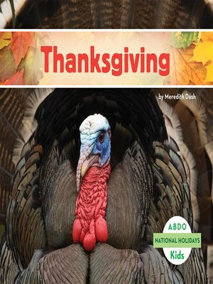 cover image of Thanksgiving